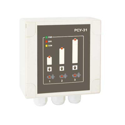 Реле контроля уровня жидкости РСУ-31 (3-х канальный)