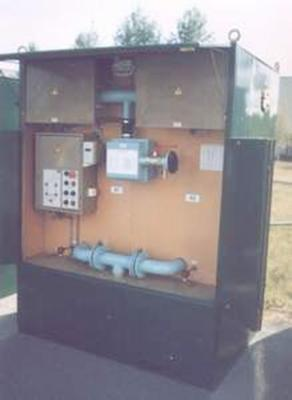 Установка осушки воздуха типа ОВ - фото