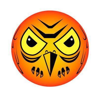Визуальный отпугиватель птиц Сова - фото