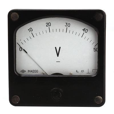 Вольтметр М4200 - фото